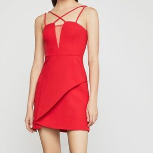 BCBG Linzee Cutout Dress